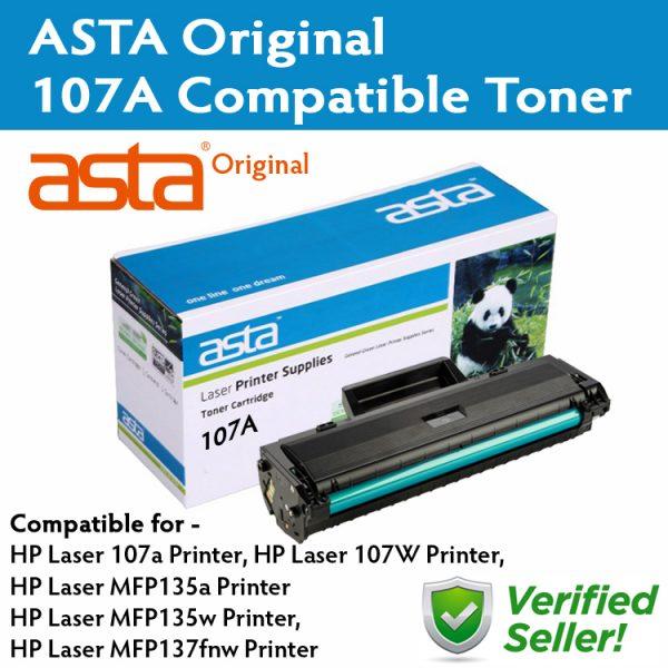 HP 107A Toner