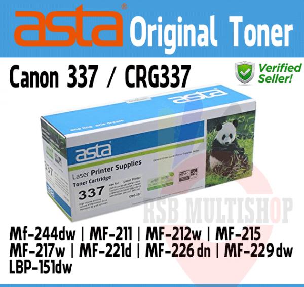 Canon 337 toner