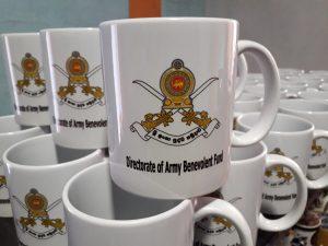 Sri Lanka Army - Mug print, Business card print, ID card print, Toner and refill Ink, Web Design