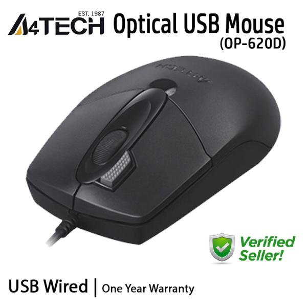 A4 tech USB mouse