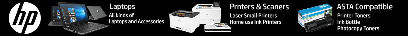 Printers & laptops